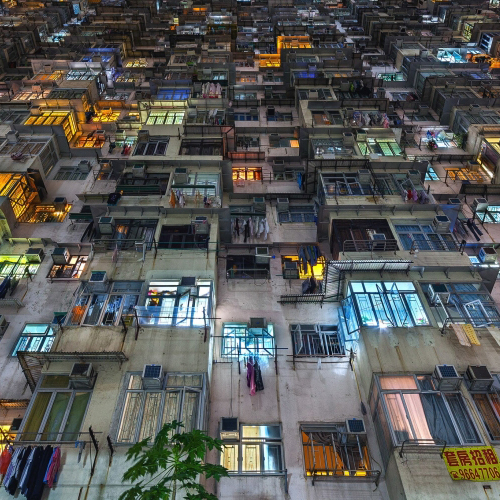 LITTLE BOXES - STACKED HONG KONG