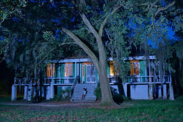 <div class='beschrijving'><span class='titel'>PLANTATION HOUSE - BORN ON THE BAYOU</span><br> PHOTOGRAPHY 87 X 130 CM (ED.10)</div>