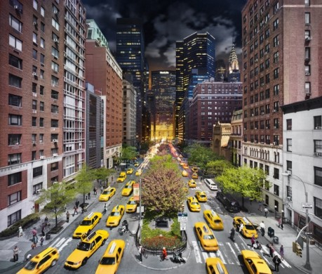 <div class='beschrijving'><span class='titel'>PARK AVENUE, NYC - DAY TO NIGHT  </span><br> PHOTOGRAPHY 86,5 X 101,5 CM AND 122 X 143,5 CM</div>